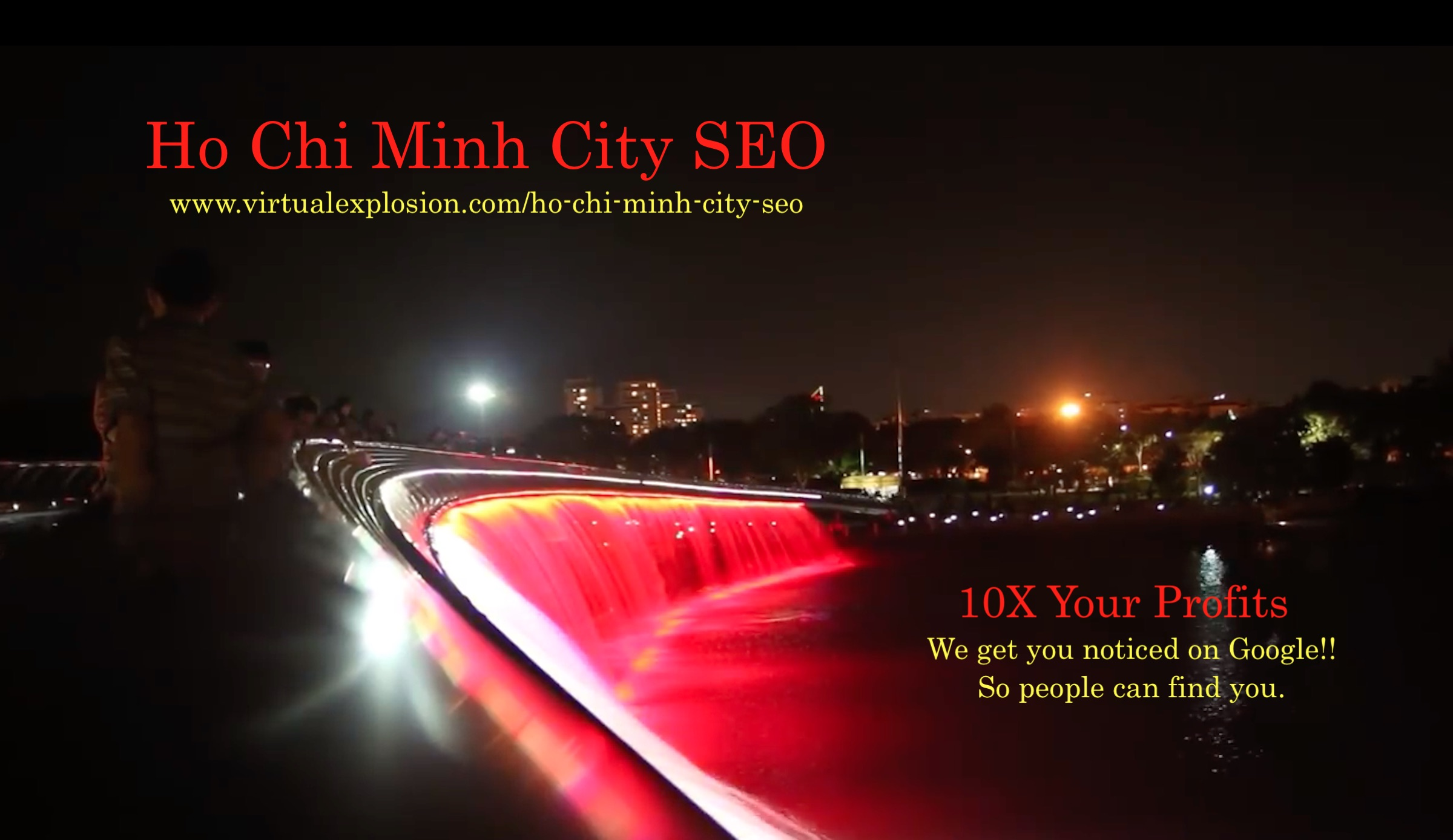 #1 Best SEO in Saigon Vietnam